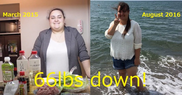 PCOS Weightloss - 66lbs down!