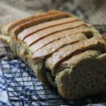 My PCOS Kitchen - Paleo Low Carb Sandwich Bread - A delicious gluten-free, dairy-free and sugar-free bread that is perfect for sandwiches or toasts!