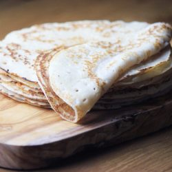 My PCOS Kitchen - Paleo Tortilla Wraps - Amazing flexible wraps that are dairy-free, gluten-free, starch-free and low carb!