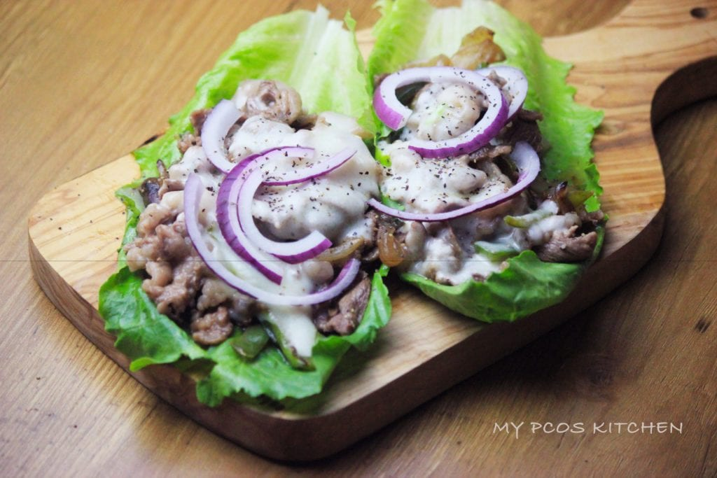 how to make philly cheese steak with roast beef