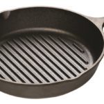 Lodge L8GP3 Grill Pan, 10.25-inch