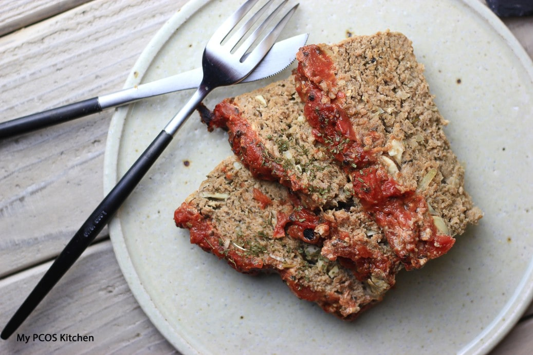 Keto Paleo Meatloaf (Low Carb | Gluten-free) - My PCOS Kitchen