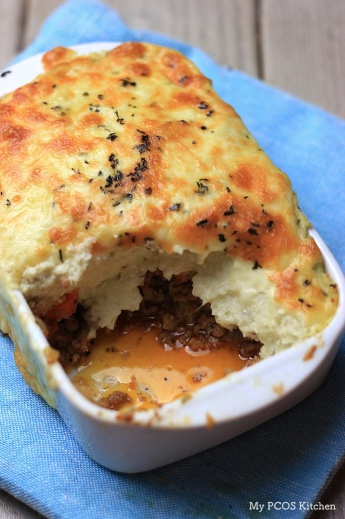 Low Carb Shepherd S Pie My Pcos Kitchen