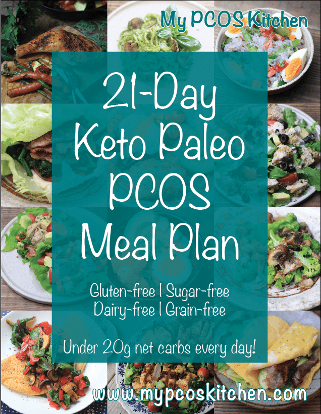 21 day keto paleo meal plan for pcos my pcos kitchen