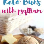 These amazing keto buns are so soft and fluffy they taste just like whole wheat bread! You won't believe these low carb buns are grain free as they're just so delicious! You can use them for burgers, for hot dogs or for sandwiches. Give these quick gluten free buns a try if you want to eat the best keto bread recipe out there!