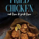 This keto fried chicken is legit the best crispy fried chicken recipe you'll ever make. Forget flour or starch, you won't need any of that to make the best fried chicken legs, thighs, or breasts with protein powder. This fried chicken recipe is the most popular recipe as it's simply the BEST! #friedchicken #ketofriedchicken