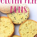 These keto buns are so quick to make, you only need 2 minutes of prep time! Made with almond flour, you can use these low carb buns for burgers or sandwiches. The require no yeast and are super simple gluten free buns to make.