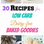 My PCOS Kitchen - 20 Recipes for Low Carb Dairy-free Baked Goodies