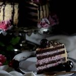 Low Carb Chocolate Birthday Cake