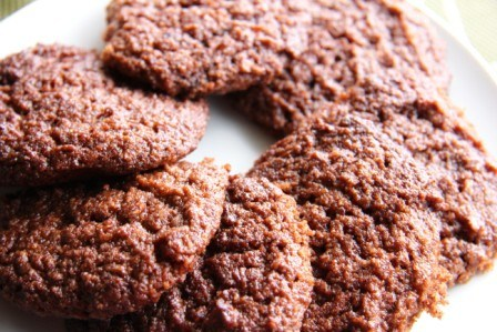 Pecan and Coconut Cookies (Flourless) - Divialicious Recipes - 20 Low Carb Dairy-free Baked Goodies Recipes Roundup