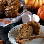 Flourless Keto Low Carb Pumpkin Muffins