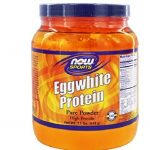 NOW Foods Eggwhite Protein, 1.2 lbs