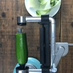My PCOS Kitchen - Zucchini Lasagna - Kitchenaid Vegetable Sheet Cutter Attachment