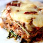 Low Carb Lasagna with Zucchini Noodles