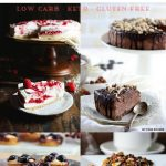 20+ Sugar Free Cheesecake Recipes - My PCOS Kitchen - Delicious Low Carb Cheesecake Recipes that have NO sugar and are all gluten-free! My PCOS Kitchen