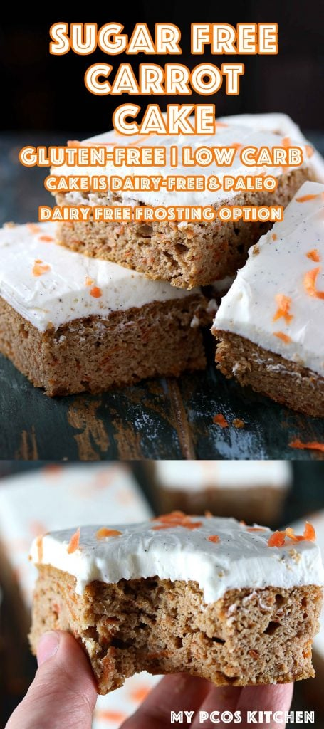 Gluten Free Carrot Cake Recipe Glutenfree