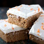 Low Carb Sugar Free Carrot Cake