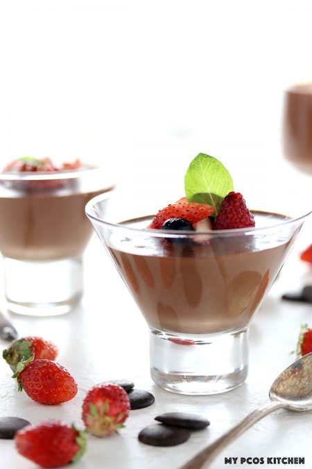 Keto Chocolate Mousse