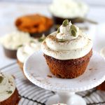 Keto Low Carb Pumpkin Spice Cupcakes Recipe