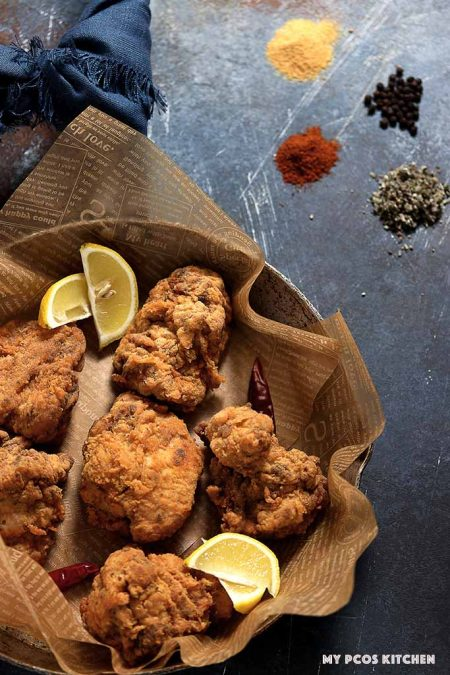 BEST Crispy Keto Fried Chicken Recipe