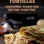 Better than store bought low carb tortillas, these coconut flour tortillas are off the chart! So easy and delicious, this keto recipe is definitely a keeper. You'll want to make homemade low carb tortillas every day now! #homemadetortillas #glutenfreetortillas #lowcarbtortillas #mypcoskitchen