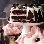 Gluten Free German Black Forest Cake