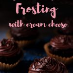 Amazing low carb and sugar free chocolate frosting recipe to use on your favorite low carb desserts! Use this easy recipe to make the most delicious keto frosting recipe!