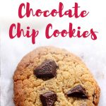 These chewy keto chocolate chip cookies are made with almond flour, xanthan gum and allulose. They're the best soft and chewy keto cookies you'll ever make. Try this easy recipe for a delicious low carb treat.a