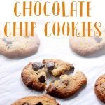 These delicious gluten free chocolate chip cookies are the best soft and chewy low carb cookies you'll ever make. You'll lowve how easy this keto recipe is. These chocolate chip cookies are made with almond flour, xanthan gum and allulose. Completely sugar free, it's the best recipe you'll make!