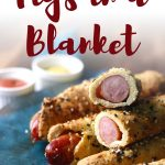 These low carb pigs in a blanket are made with coconut flour, almond flour and psyllium husk powder. These are totally dairy free and do not use the fathead dough!